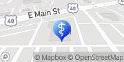 Map Aspen Dental Plainfield, United States