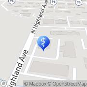 Map Dr Fred Marino Murfreesboro, United States