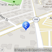 Map Sharon S Chen Niceville, United States
