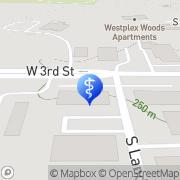 Map Farrell Brandon DDS Bloomington, United States