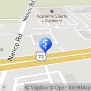Map Mitra Adhami Madison, United States
