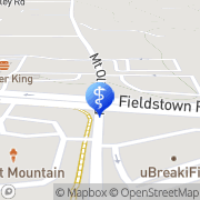 Map Fieldstown Dental Care PC Gardendale, United States
