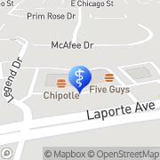 Map Philip Mangiaracina Valparaiso, United States