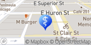 Map Dasha D Pechersky, MD Chicago, United States