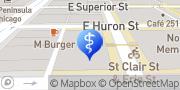 Map Valentina Stosor, MD Chicago, United States