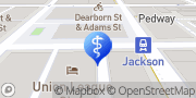 Map Kondiles Chicagoland Footcare Chicago, United States