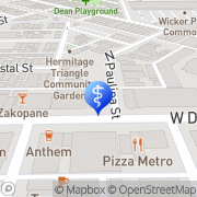 Map Immediate Care Online Chicago, United States