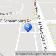 Map Schaumburg Immediate Care Schaumburg, United States