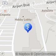 Map Jennifer Bui Mobile, United States