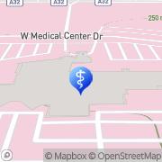 Map Northwestern Medicine Huntley Family Birth Center McHenry, United States