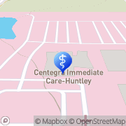 Map Northwestern Medicine Laboratory Services Huntley Huntley, United States