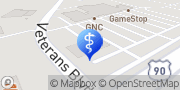 Map Aspen Dental Pascagoula, United States