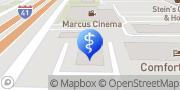 Map Aspen Dental Oshkosh, United States