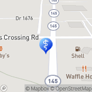 Map Joby Collins Tupelo, United States