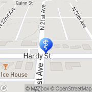 Map My Smile Time Dentistry Hattiesburg, United States
