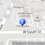Map Satyam Patel Freeport, United States