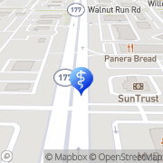 Map SmileAway Family Dentistry - Dr. Veena Ammal, DDS Cordova, United States