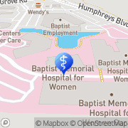 Map MidSouth OBGYN - Memphis TN Memphis, United States