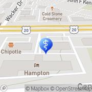 Map Aspen Dental Dubuque, United States