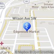 Map George Youssef Cedar Rapids, United States