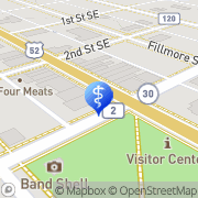 Map Midwest Dental Chatfield, United States