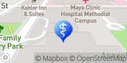 Map Mayo Clinic Pediatric Cardiac Surgery Rochester, United States