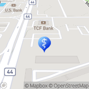 Map Almond Dental Minneapolis, United States
