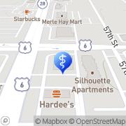 Map Michael McGregor Des Moines, United States