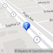 Map Holistic Hypnosis Center Shreveport, United States