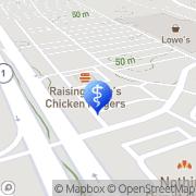 Map Brady Mosher Shreveport, United States