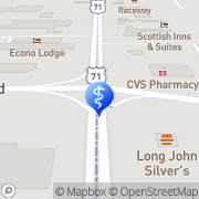 Map Walgreens Texarkana, United States