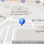 Map Serc of Overland Park Overland Park, United States