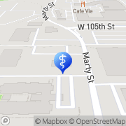 Map GIMS Overland Park, United States