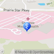 Map Comprehensive Foot Centers, P.A. Lenexa, United States