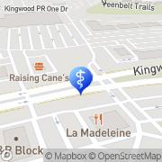 Map Heather Scott Pulaski, M.D. Kingwood, United States