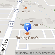 Map Ryan Bradley Tyler, United States