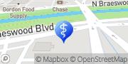 Map Meyerland Family Dentistry Houston, United States