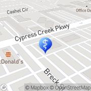 Map summit dental center Houston, United States
