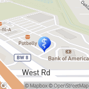 Map Made Ya Smile Dental West 8 Houston, United States