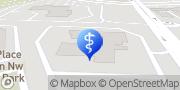 Map Encompass Health Rehabilitation Hospital The Vintage Houston, United States