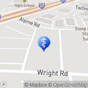 Map Innovo Medical | Medical Supplies Stafford, United States