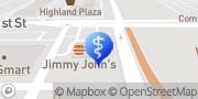 Map Aspen Dental Tulsa, United States