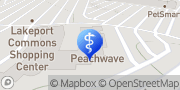 Map Aspen Dental Sioux City, United States