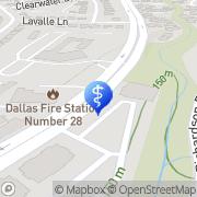 Map Bio Health of Dallas Dallas, United States