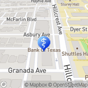 Map Trusted ER Dallas, United States