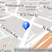Map True MD Center for Cosmetic Surgery Dallas, United States
