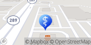 Map Monarch Dental Frisco, United States