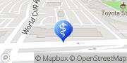 Map Frisco Family Eye Care Frisco, United States