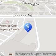 Map Nelson & Associates Family Dentistry Frisco, United States