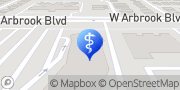 Map Arlington/Mansfield Foot & Ankle Centers Arlington, United States
